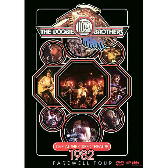杜比兄弟合唱團:告別之旅演唱會 Doobie Brothers: Live at the Greek Theatre '82 (DVD) 【Evosound】