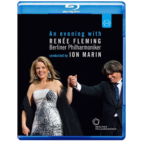 愛之夜~2010年溫布尼音樂會 An Evening with Renee Fleming (藍光Blu-ray) 【EuroArts】
