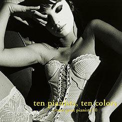 十人十色.爵士鋼琴 Ten Pianists, Ten Colors 〜venus great pianists 10 (CD) 【Venus】