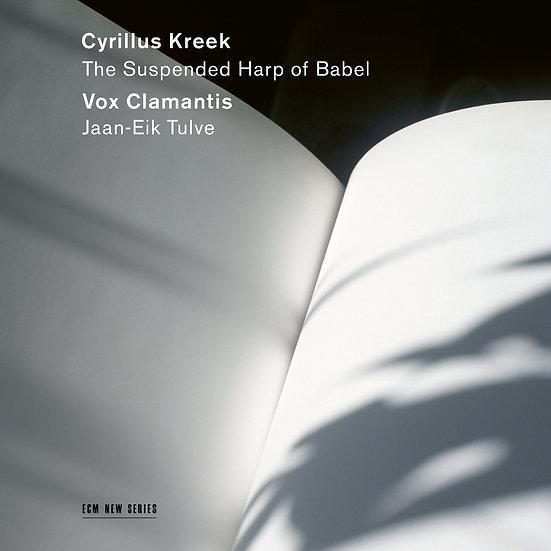 克瑞克:巴比倫的豎琴 (CD) 【ECM】