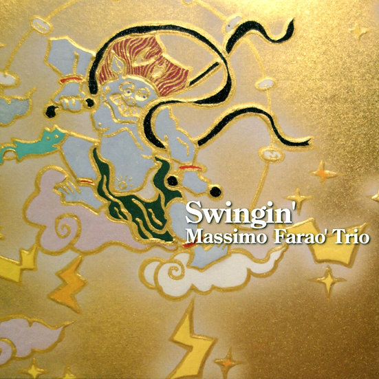 馬斯莫.法羅:十大鼓王 Massimo Farao' Trio ~ feat. 10 Drums Masters: Swingin' (CD) 【Venus】