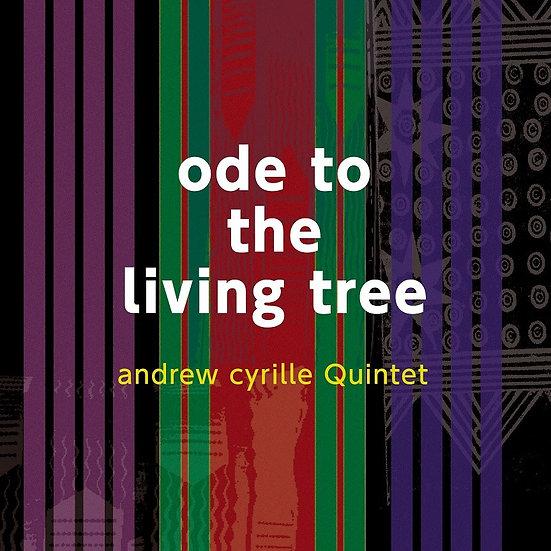 Andrew Cyrille Quintet: Ode To The Living Tree (Vinyl LP) 【Venus】