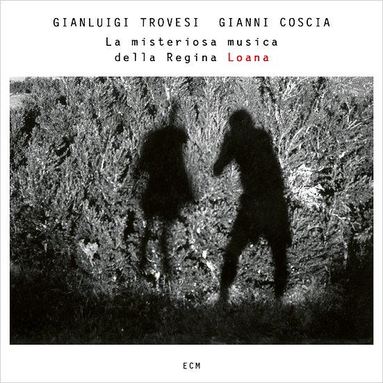Trovesi / Coscia: La misteriosa musica della Regina Loana (CD) 【ECM】