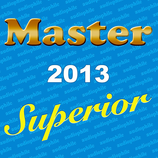 藍色發燒碟 Master Superior Audiophile 2013 (CD) 【Master】