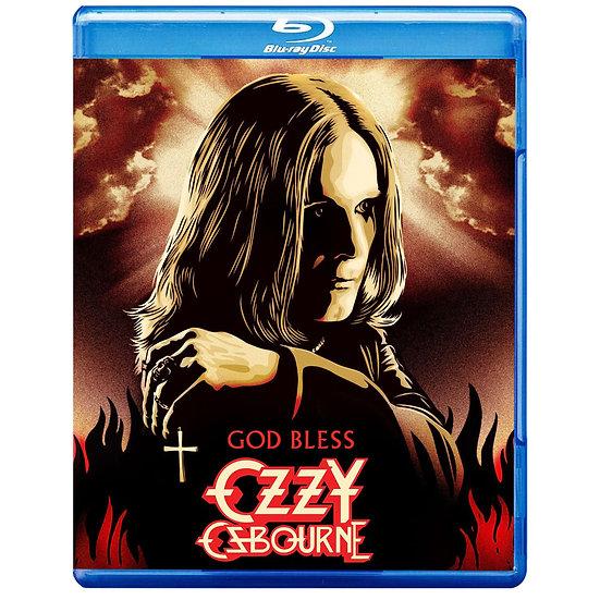 奧茲.奧斯朋:天佑奧茲.奧斯朋 Ozzy Osbourne: God Bless Ozzy Osbourne (藍光Blu-ray) 【Evosound】