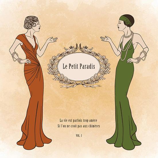 歡迎來到小天堂咖啡館 Le Petit Paradis (CD)