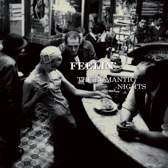 感受浪漫夜 Feelin' The Romantic Nights (CD) 【Venus】