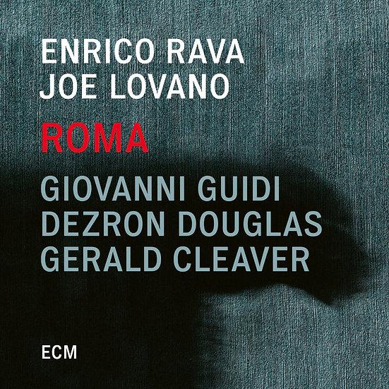 恩利科.拉瓦/喬.洛瓦諾:羅馬 Enrico Rava / Joe Lovano: Roma (CD) 【ECM】
