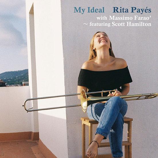 莉塔.帕耶斯:我的理想國 Rita Payes: My Ideal (Vinyl LP) 【Venus】