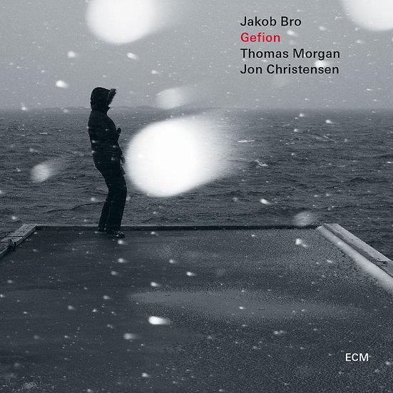 雅各布三重奏:女神吉菲昂 Jakob Bro Trio: Gefion (CD) 【ECM】