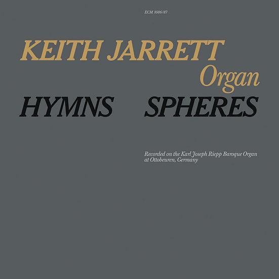 奇斯.傑瑞特:即興讚美詩 Keith Jarrett: Hymns Spheres (2CD) 【ECM】