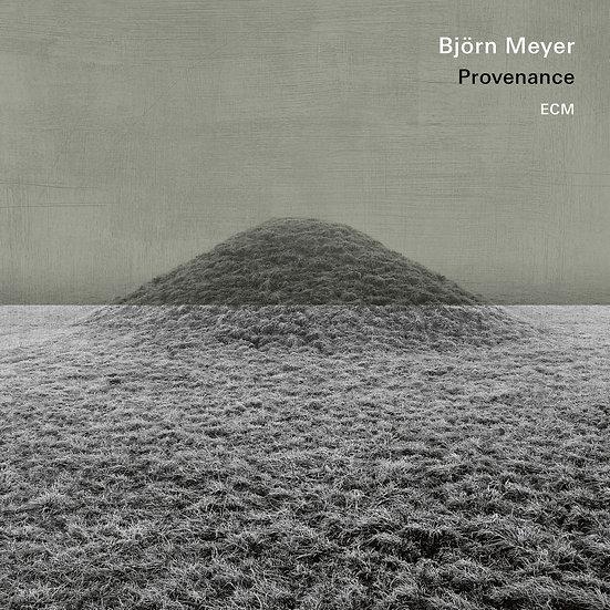 Björn Meyer: Provenance (CD) 【ECM】