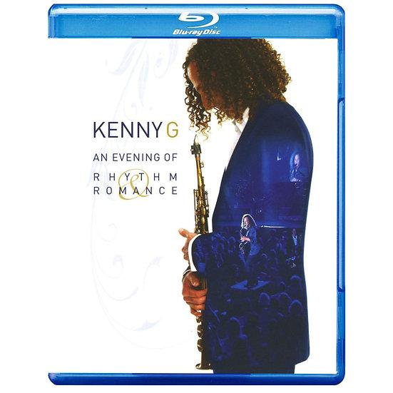 肯尼吉:「拉丁羅曼史」海灣音樂會實況 (藍光Blu-ray) 【Evosound】