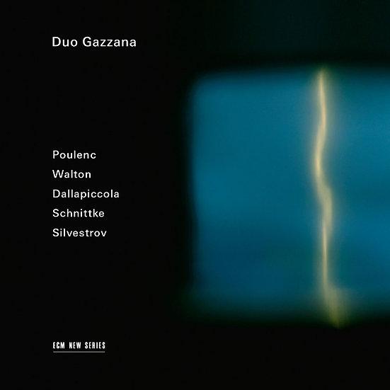 加扎納二重奏:歐洲百年巡禮 (CD) 【ECM】