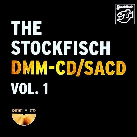 老虎魚 鬼釜神工 第一集 The Stockfisch DMM-CD/SACD Vol.1 (DMM-CD/SACD) 【Stockfisch】