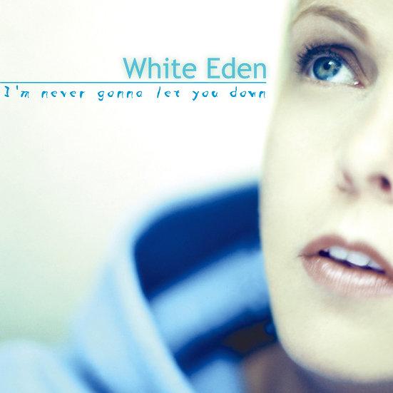白色伊甸 同名專輯 Eden White (CD)