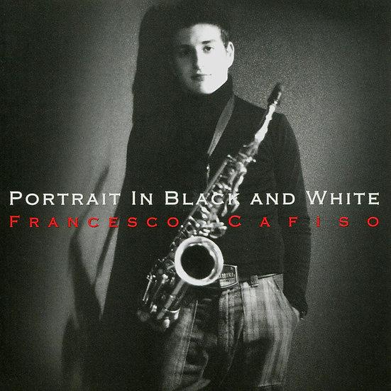 法蘭西斯科.卡菲索西西里四重奏:黑與白的肖像 (CD) 【Venus】