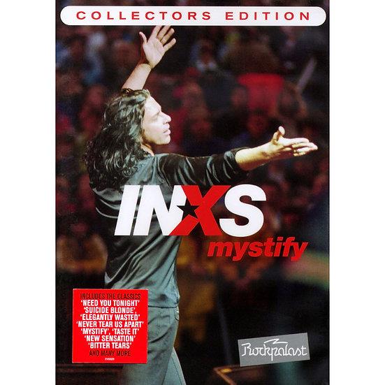 印克斯合唱團:迷惑 INXS: Mystify (DVD) 【Evosound】