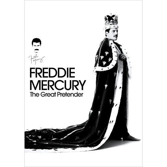佛萊迪.摩克瑞:大偽善家 Freddie Mercury: The Great Pretender (DVD) 【Evosound】