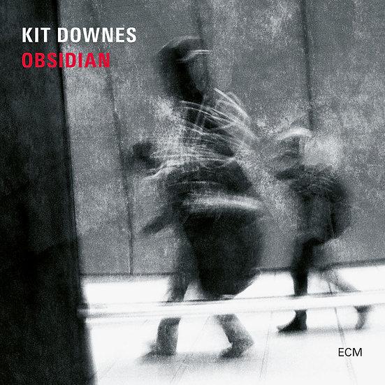 基特.多恩斯:黑曜石 Kit Downes: Obsidian (CD) 【ECM】