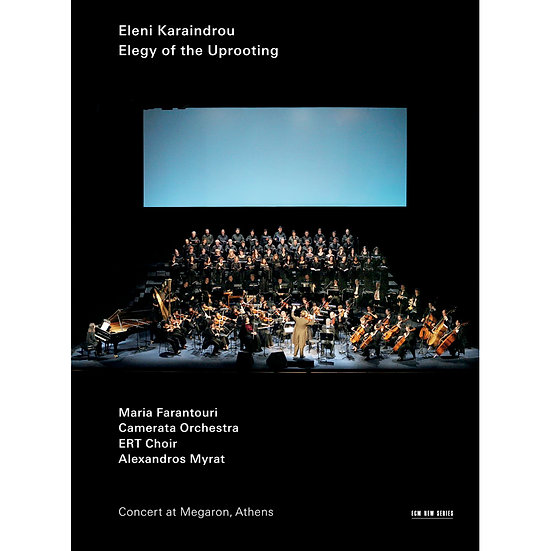 伊蓮妮.卡蘭卓 Eleni Karaindrou: Elegy of the Uprooting (DVD) 【ECM】