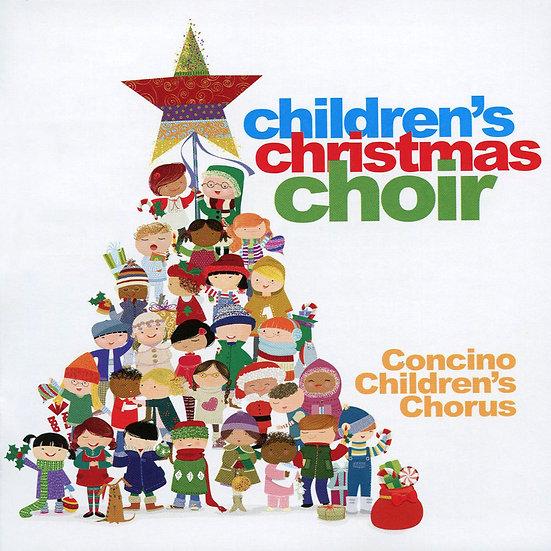 康西諾兒童合唱團:聖誕節兒童合唱 (CD) 【Evosound】
