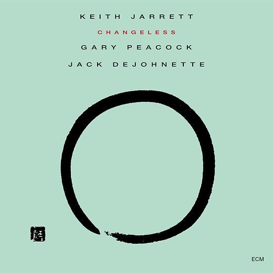 奇斯.傑瑞特三重奏 Keith Jarrett Trio: Changeless (CD) 【ECM】