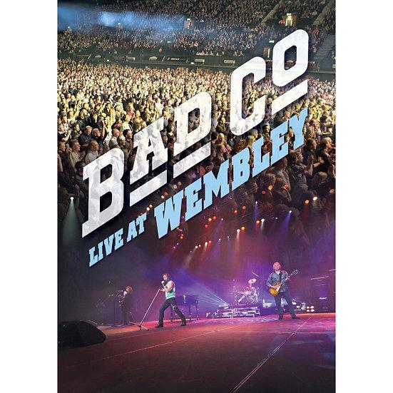 壞公司合唱團:英國倫敦溫布利球場演唱會 Bad Company: Live At Wembely (DVD) 【Evosound】