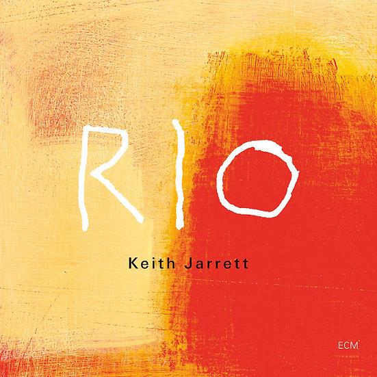 奇斯.傑瑞特:里約 Keith Jarrett: Rio (2CD) 【ECM】