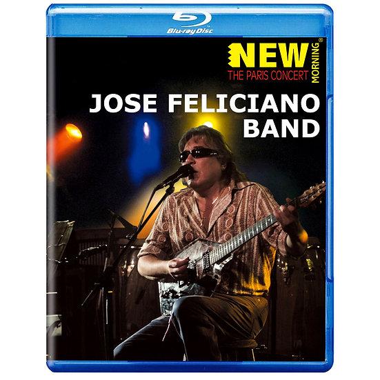 荷西.費里斯安奴:巴黎演奏會 Jose Feliciano Band: The Paris Concert (藍光blu-ray) 【Evosound】