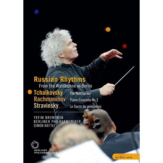 「俄羅斯旋律」 溫布尼音樂會 (DVD) 【EuroArts】