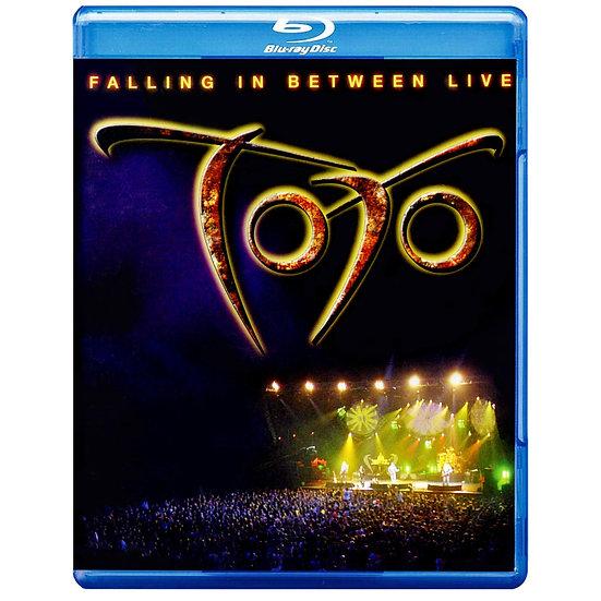 托托合唱團:墜入情網演唱會 Toto: Faling In Betwen Live (藍光Blu-ray) 【Evosound】