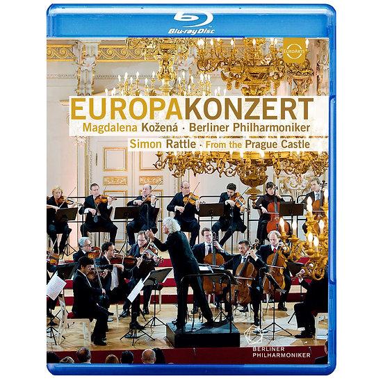 2013歐洲音樂會 在布拉格城堡西班牙大廳 Europakonzert 2013 from Prague (藍光Blu-ray) 【EuroArts】