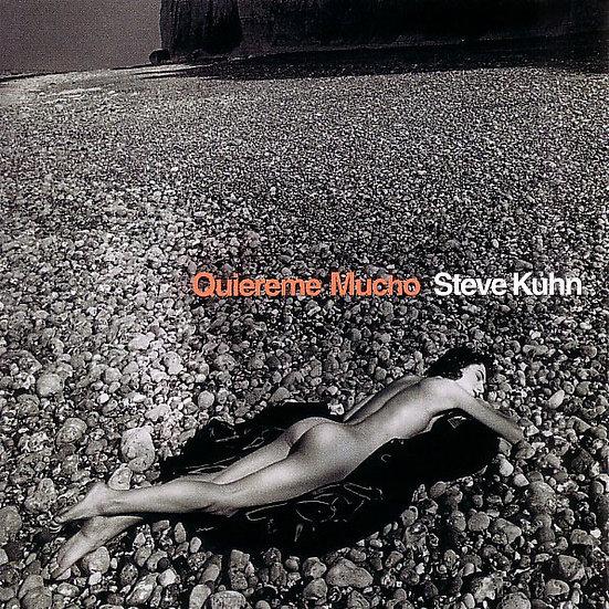 史帝夫.庫恩三重奏:拉丁情挑 Steve Kuhn Trio: Quiereme Mucho (CD) 【Venus】