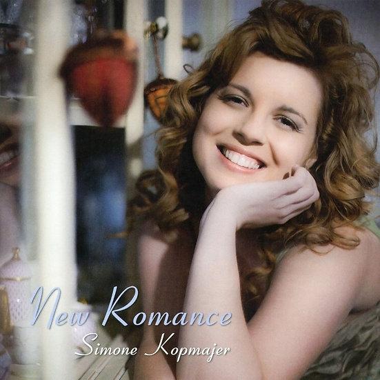 席夢:新的羅曼史 Simone Kopmajer: New Romance (CD) 【Venus】