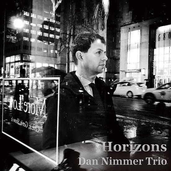 丹.尼默三重奏:地平線 Dan Nimmer Trio: Horizons (CD) 【Venus】