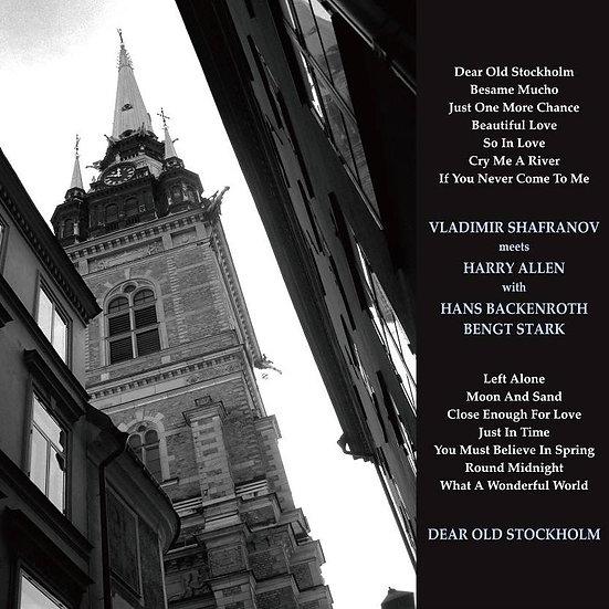 弗拉迪米爾.沙法諾夫與哈利.艾倫:親愛的老斯德哥爾摩 (CD) 【Venus】