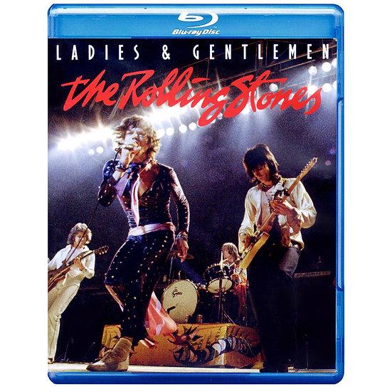 滾石樂團:各位先生女士 Rolling Stones: Ladies & Gentlemen (藍光Blu-ray) 【Evosound 】