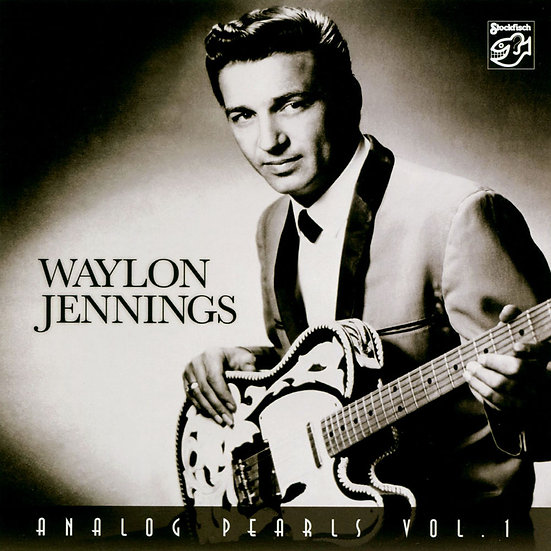 類比珠玉Vol. 1 偉倫.珍尼斯 Analog Pearls Vol.1 - Waylon Jennings (SACD) 【Stockfisch】