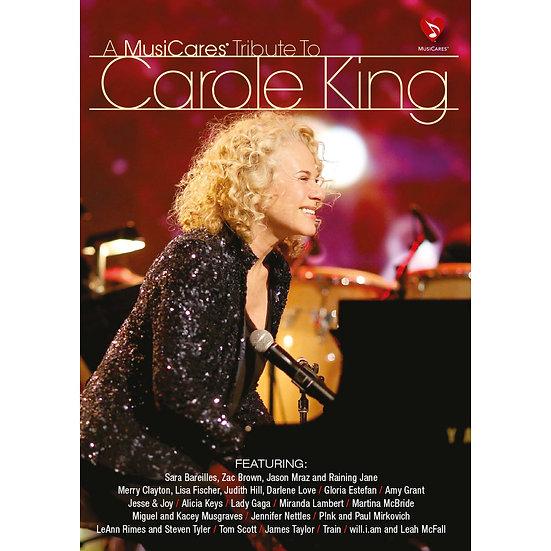 向卡洛金致敬演唱會 MusiCares Tribute to Carole King (DVD) 【Evosound】