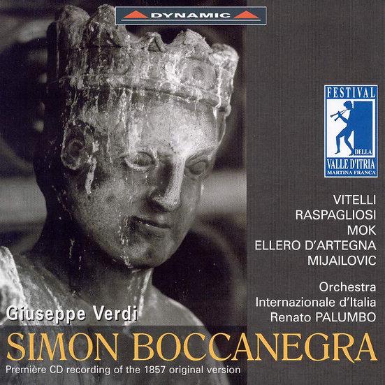威爾第:歌劇《西蒙.波卡涅拉》 Verdi: Simon Boccanegra (2CD)【Dynamic】