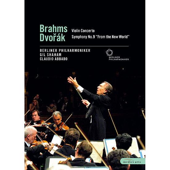 2002歐洲音樂會 在義大利西西里 Abbado conducts Brahms and Dvorak (DVD) 【EuroArts】