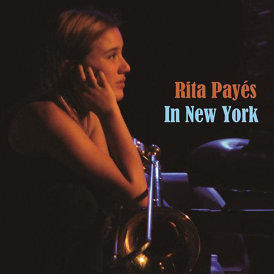莉塔.帕耶斯:紐約情未了 Rita Payés: In New York (CD) 【Venus】