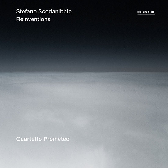 普羅米修斯弦樂四重奏:重塑.再造(CD) 【ECM】