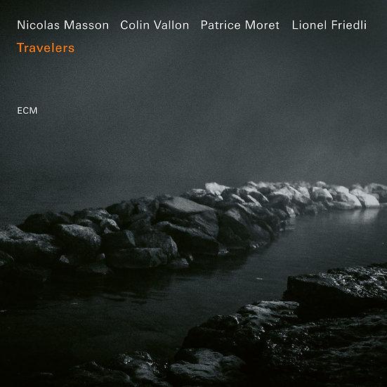 尼可拉斯.曼森四重奏:旅行家 Nicolas Masson Quartet: Travelers (CD) 【ECM】