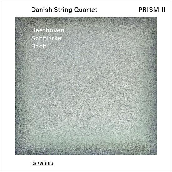 丹麥弦樂四重奏:稜鏡Ⅱ Danish String Quartet: Prism II (CD) 【ECM】