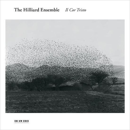 希利亞合唱團:神曲 The Hilliard Ensemble: Il Cor Tristo (CD) 【ECM】