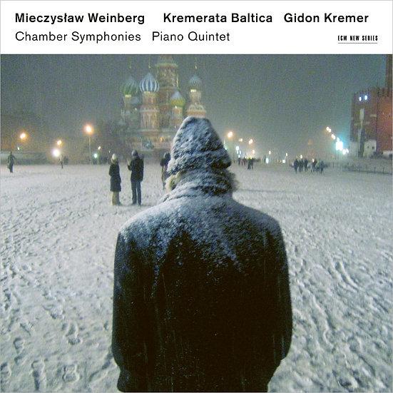 范貝格:異鄉人之歌 II 基頓.克萊曼/波羅的海弦樂團 (2CD) 【ECM】