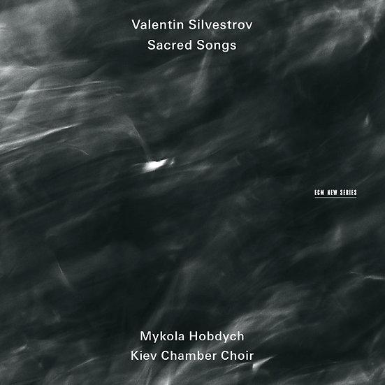 瓦倫丁.西爾韋斯特羅夫:聖曲 基輔室內合唱團 Valentin Silvestrov: Sacred Songs (CD) 【ECM】