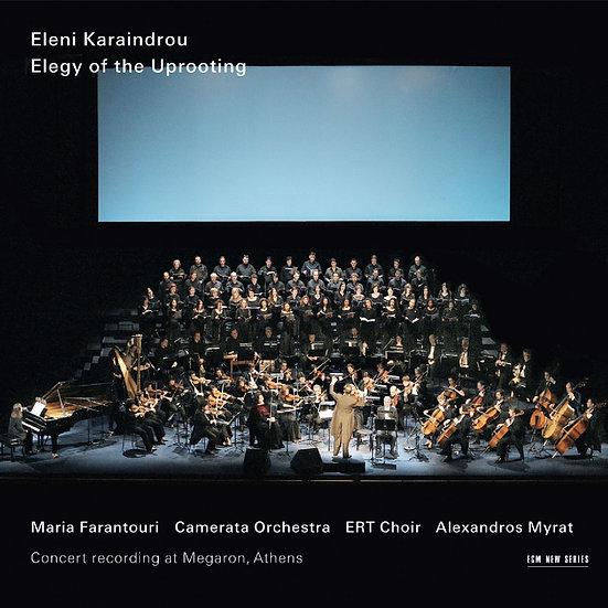 伊蓮妮.卡蘭卓 Eleni Karaindrou: Elegy of the Uprooting (2CD) 【ECM】